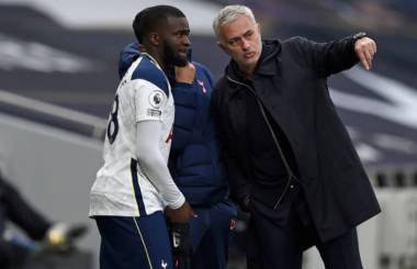 Ndombele denies suggestions Mourinho motivated him with criticism