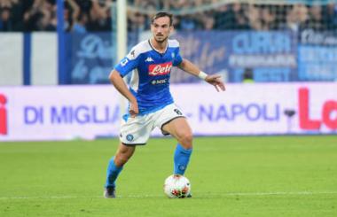 Serie A Top Five, Round Ten: Fabulous Fabian Ruiz