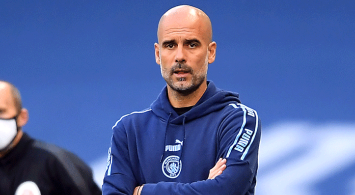 Man City potential line up up against Fulham