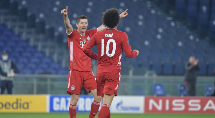 Lazio 1-4 Bayern Munich Player Ratings: Champions run riot
