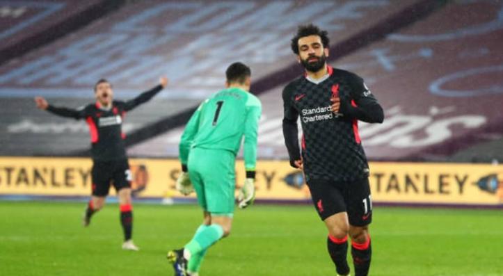 West Ham 1-3 Liverpool Player Ratings: Sensational Salah