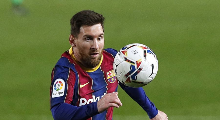 Lionel Messi: Player Rating and performance v Valladolid