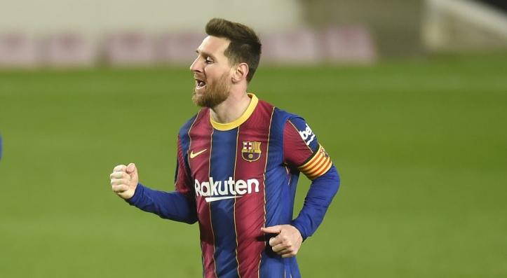 La Liga Team of the Week: Maverick Messi shows he's the best