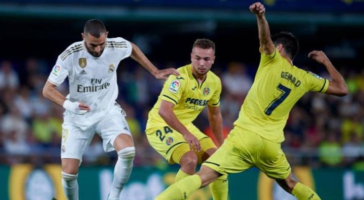 Real Madrid V Villarreal Preview Los Blancos One Win Away