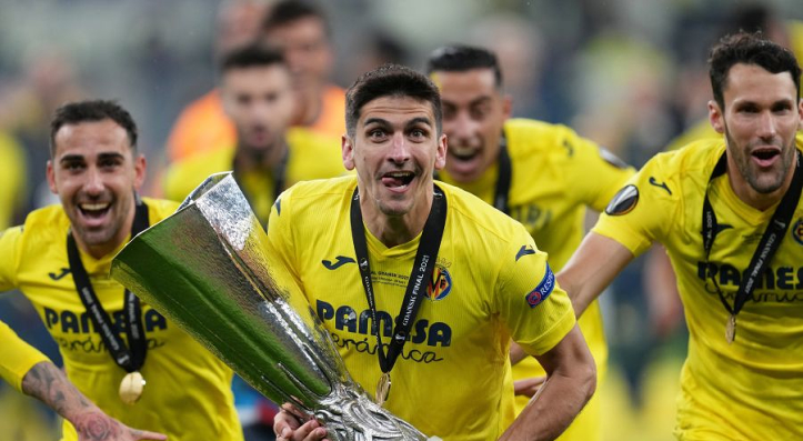 Gerard Moreno has thrived for Villarreal and now has a key role for Spain