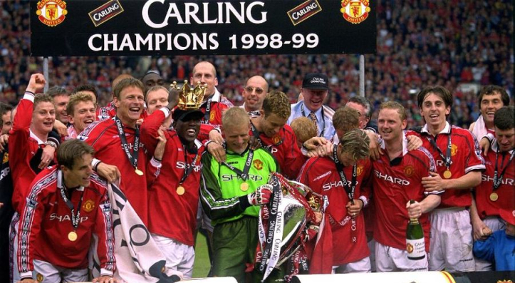Image result for What are the memorable facts about the 1998-99 Premier League?