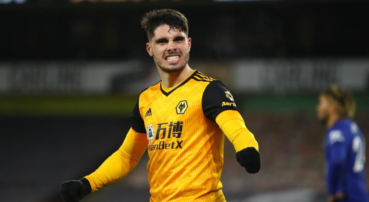 Who is Pedro Neto? Wolves star is on fire