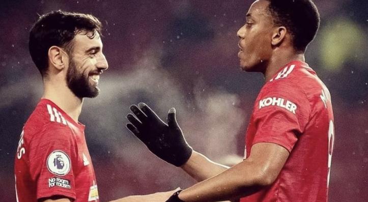Premier League Team of the Week: Brilliant Bruno the best
