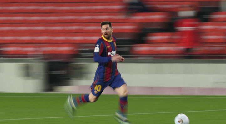 Lionel Messi: Player Rating and performance v Sevilla