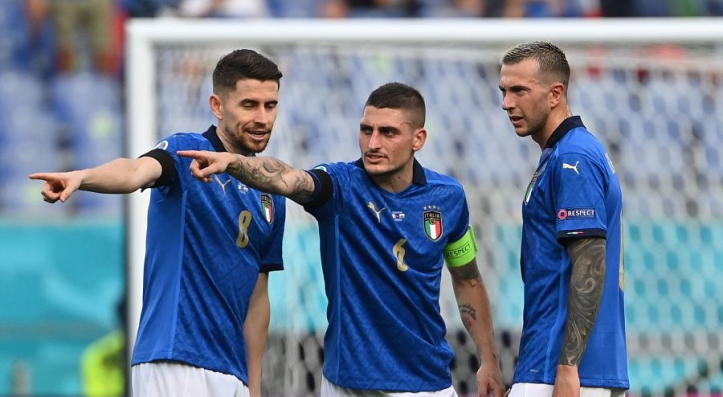 Verratti was close to his brilliant best against Wales